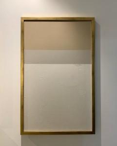 Calmaria mista sobre tela 82x52 cm