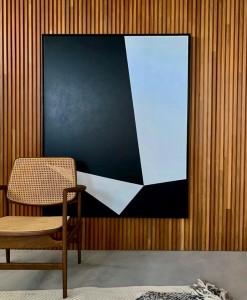 Equilíbrio ast 153x123 cm por Fabiana Langaro Loos em projeto assinado pelo @studio_casadesign