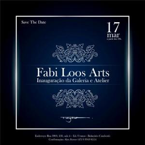 Fabi Loos Arts convite