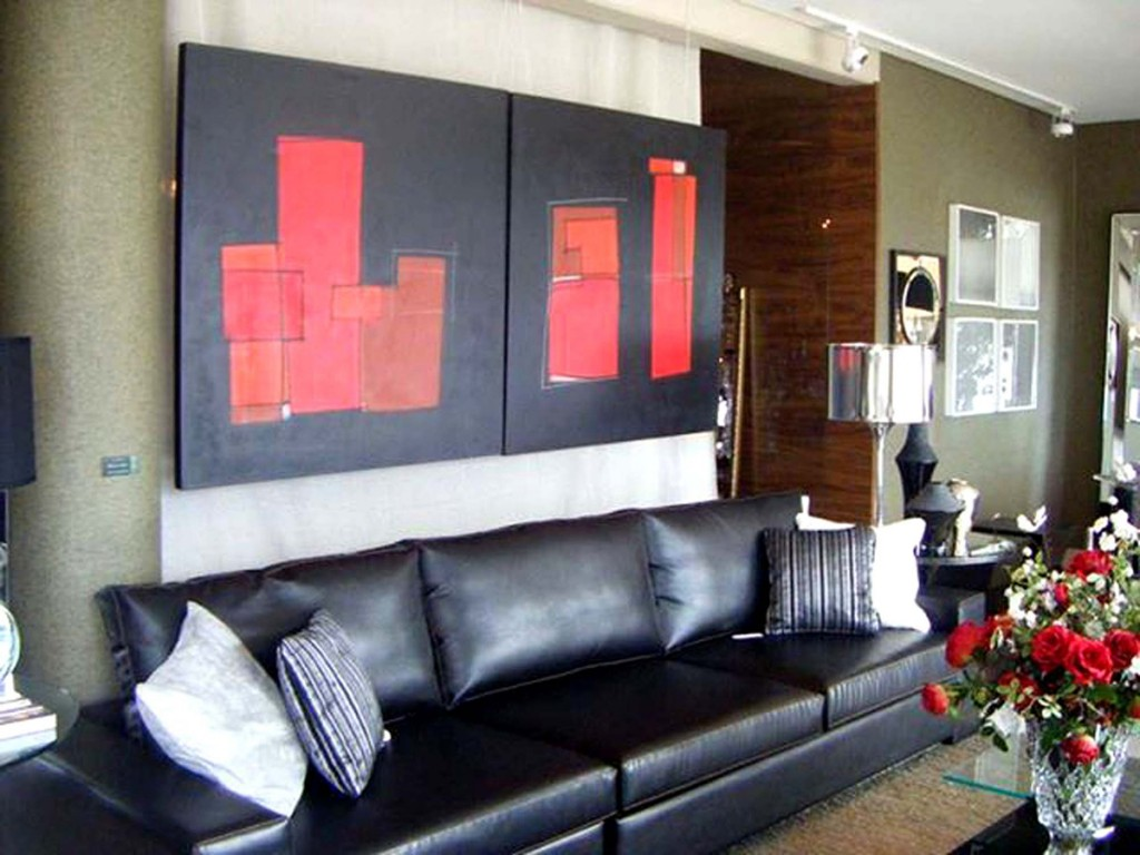 Obras Liberty Bridge e Charles Bridge da artista plástica Fabiana Langaro Loos na Mostra Casa Hall