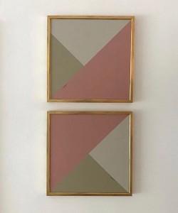 Swetness ast díptico - 80x40 cm por Fabiana Langaro Loos