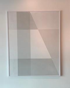 White Angel mista sobre tela 150x120 cm