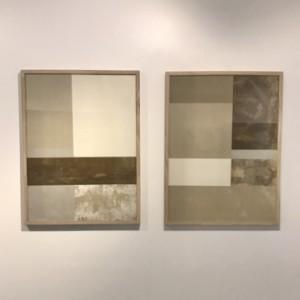 concha e caracol Fabi Loos 83x63 cm