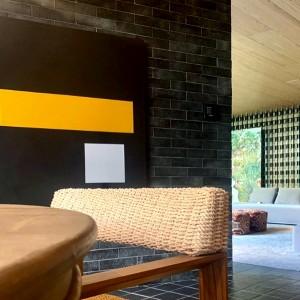 obra Solitude de Fabi Loos na Casa OAK 02 na CASA COR SP 2019