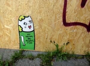 street art em Estocolmo