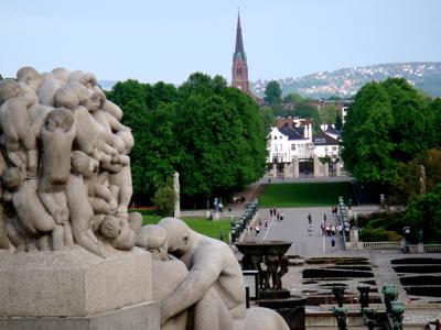 Por dentro de Oslo